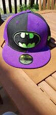 New Era Batman Cap limited edition RARE 59 Fifty 7 1/2
