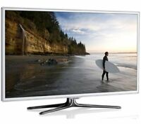 SAMSUNG Smart TV UE40ES6710 (40 Zoll) 3D HD LED TV LCD Internet Farbe weiß Top !