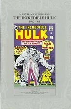 Incredible Hulk 1963-1964 (Marvel Masterworks)-Stan Lee