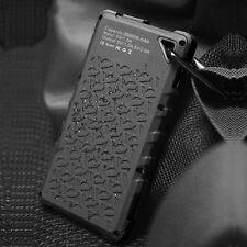 Solar Power Bank 300000mAh Portable Dual USB External Waterproof Battery Charger