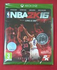 NBA 2K16 - XBOX ONE - NUEVO