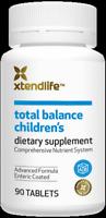 Xtendlife Children's Total Balance - 90 Tablets (Not Chewable)