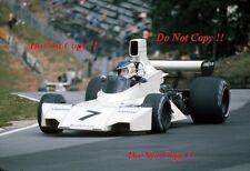 Carlos Reutemann Brabham BT44 British Grand Prix 1974 Photograph 2