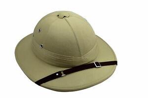 Mil-Tec Französischer Tropenhelm Dschungel Safari franz Kopfbedeckung Expedition