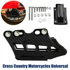 Cross-country Motorcycle Chain Guide Box Protective Cover For YAMAHA KAWASAKI