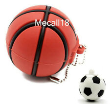 2TB 256GB  USB 2.0 Flash Drive Key Memory Stick Pen U Disk Thumb Basketball