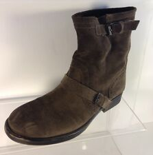 Zigi Girl Womens Olive Leather/suede Boots 9 M