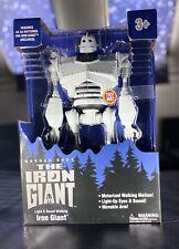 "Iron Giant Light & Sound Walking Robot 12"" Walmart Exclusive"