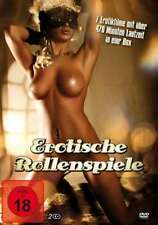 Erotische Rollenspiele (7 Filme auf 2 DVDs) - Erotik - FSK 18
