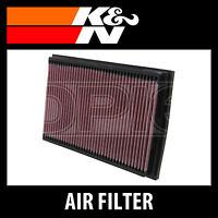 K&N High Flow Replacement Air Filter 33-2221 - K and N Original Performance Part