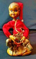 """Vintage PIXIE /ELF 7""""  Tilso  Fantasy Figurine  MINT"""