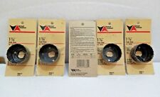 """5 X Vermont American 1 7/8"""" Carbon Hole Saw 18330"""