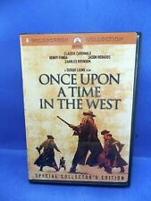Once Upon A Time In The West - Henry Fonda/Charles bRonson - Used - Free Ship
