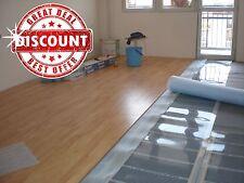 Infrared Carbon UnderFloor Heating for laminate flooring 118-129 sqft /11-12 m2