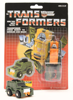Transformer G1 minibot autobot Brawn reissue Action Figures toys