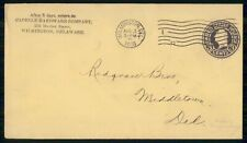 Mayfairstamps US AD 1918 COVER DELAWARE HARDWARE COMPANY wwi96681