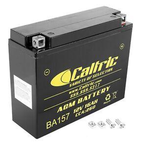 AGM Battery for Yamaha Virago 750 XV750 1981-1983 1988-1994