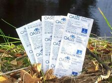 OASIS WATER PURIFICATION STERILE CLEAN WATER SUTURE SURVIVAL OUTDOOR SPORT WATER