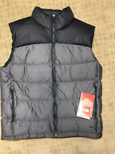 THE NORTH FACE NUPTSE 2 VEST ASPHGHTHR/ASPHG 700 DOWN FILL SZ LARGE NWT