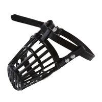 Dog Pet Puppy Muzzle Basket Cage xxS Y8E6