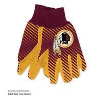 Washington Redskins Logo Handschuhe Utility Gloves NFL Football NEU !