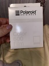 New listing Polaroid Originals Color 600 Film Launch Edition From 2017/Rare