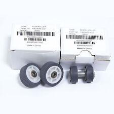 20SET PA03656-0001 PA03656-0002 for Fujitsu IX500 Scanner Pick Roller