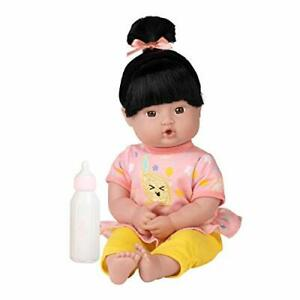 Adora Playtime Baby Doll Bright Citrus 13 inch Asian Soft Doll Best Baby Toy ...