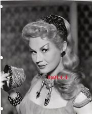 "VIRGINIA MAYO Vintage Original 1954 Photo ""THE SILVER CHALICE"" KeySet Portrait"