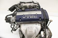 97-02 HONDA ACCORD SiR 2.3L BlueTop DOHC VTEC COMPLETE AUTOMATIC ENGINE JDM H23A