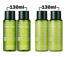 [TONYMOLY] The Chok Chok Green Tea Watery Skin + Lotion 130ml (65ml * 2)