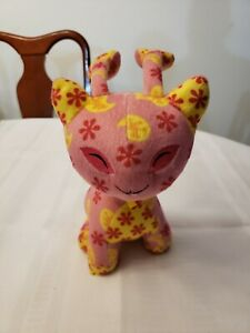 Neopets Interactive Talking Aisha Plush Lights Up Voice Activated Thinkway