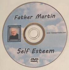 "Father Martin ""Self Esteem"" AA ALCOHOLICS ANONYMOUS DVD FREE SHIPPING RARE"