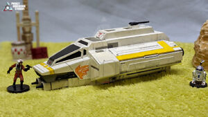 Star Wars legion - Phantasm Shuttle (useable as Phantom) by PDS (unpainted)