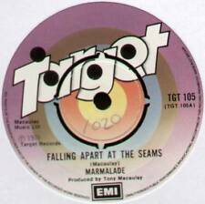 "MARMALADE ~ FALLING APART AT THE SEAMS / FLY, FLY, FLY ~ 1976 UK 7"" SINGLE"