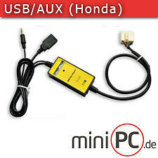 AUX / USB Audio Autoradio Adapter (Honda)