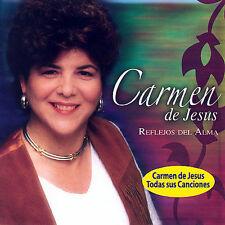 Reflejos del Alma by Carmen de Jesus (CD, May-2007, Sony BMG)