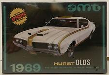 HURST OLDS 442 OLDSMOBILE CUTLASS 1969 69 NOS AMT MODEL KIT