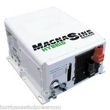 Magnum MSH3012M | 3000W Power Inverter / Charger, Mobile Hybrid w/Load Support