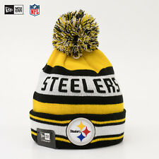 New Era Cap NFL Pittsburgh Steelers Winter Bommel Mütze Beanie Team Jake SALE