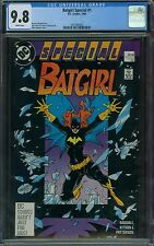Batgirl Special 1 CGC 9.8 - White Pages