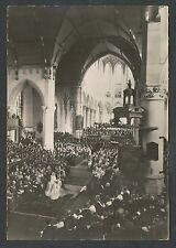 's-Gravenhage  St. Jacobskerk inzegening huwelijk Juliana en Bernhard