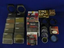 35MM CAMERA FILTERS AND PARTS