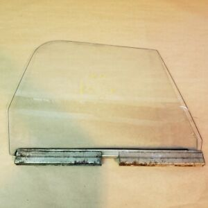 MG Midget Original Right RH Passenger Side Door Window Glass Triplex OEM