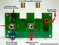 Dual Range Transistor Diode Semiconductor & Passive Curve Tracer Tester/Tracker