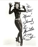To Steve: LEE MERIWETHER Hand Signed Photo 8 x 10 B&W Authentic Autograph