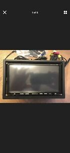 kenwood double din Garman navigation