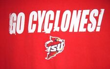 NCAA Iowa State Logo - Go Cyclones! Adult XL T-Shirt