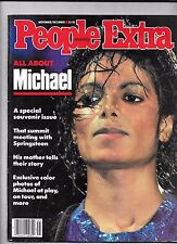 VINTAGE 1984 PEOPLE MAGAZINE - SPECIAL SOUVENIR ISSUE - MICHAEL JACKSON COVER