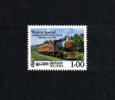 "Sri Lanka 1986 ""Viceroy Special"" Train single-value set (SG 924) MNH"